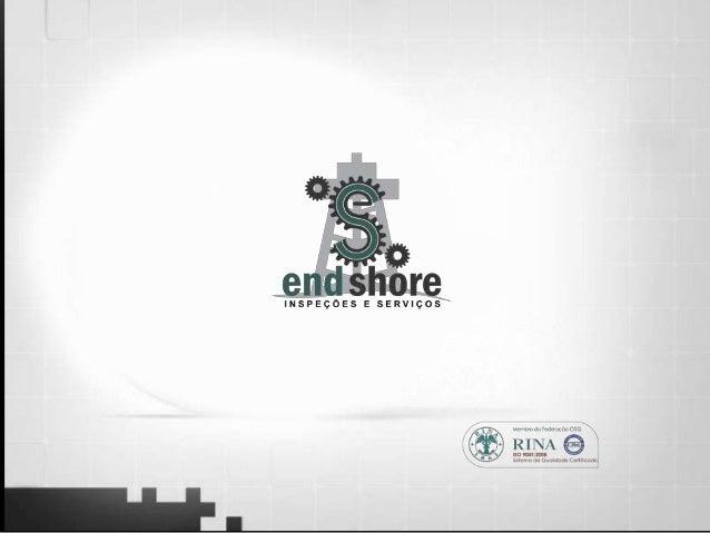 A End shore produz laços de Cabo de Aço com presilhas de acordo com a norma NBR 11900-3:2011. Este sistema e reconhecido i...