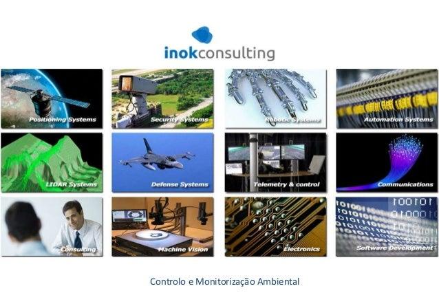 Controlo e Monitorização Ambiental