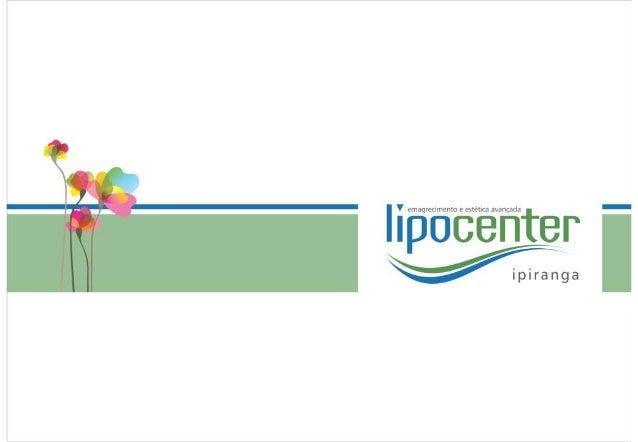 Apresentação Lipocenter Ipiranga Empresas Parceiras