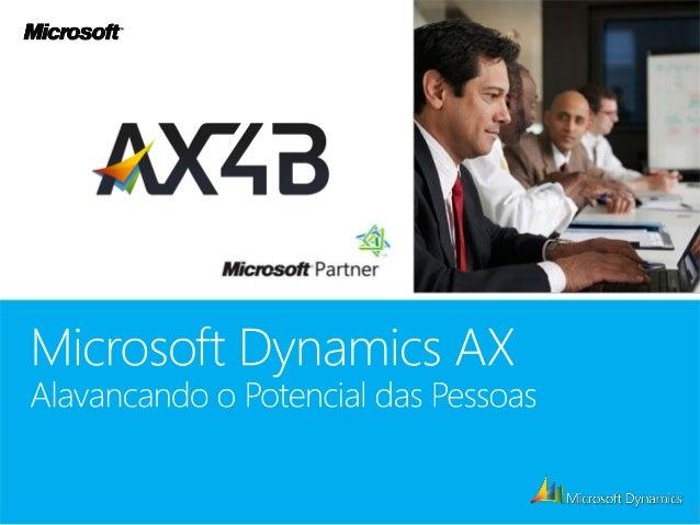 MicrosoftNosso ComprometimentoMais de 9 bilhões em P&D/anoWindows e Web         Dynamics        Comunicação e     Servidor...