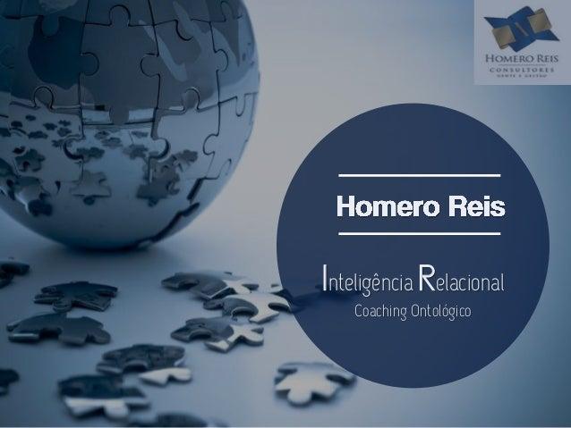 Inteligência Relacional Coaching Ontológico