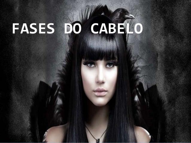 FASES DO CABELO
