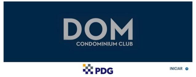 Dom Condominium Club - 1, 2 e 3 quartos - Cachambi