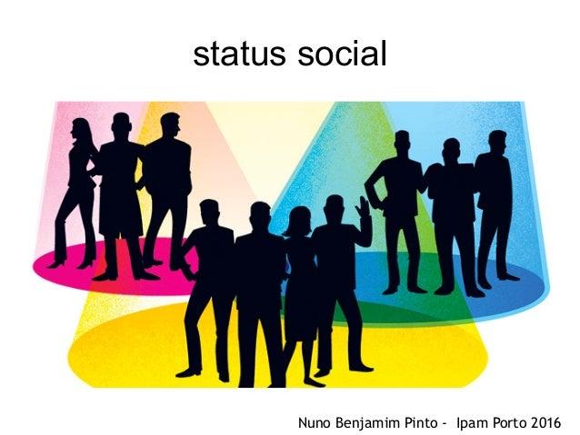 Não Ligo Para Dinheiro Status Social Curtidas Ou: Apresentação Do Trabalho De Linguagem E Comunicação Ipam Porto