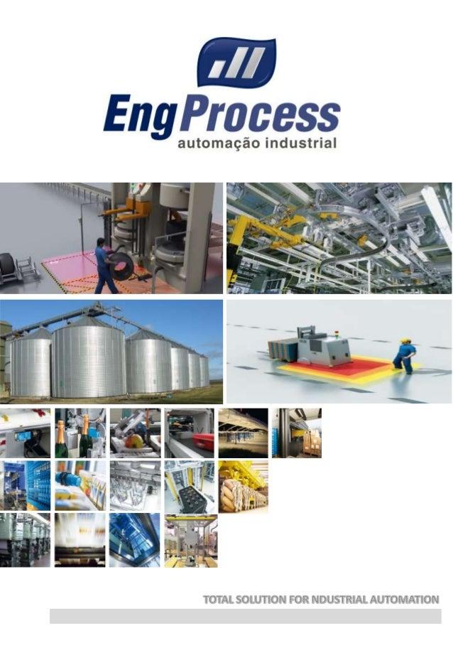 Fundada em 1996, a EngProcess com seu patrimônio humano e experiência adquirida, já entregou mais de 150 projetos, fornece...