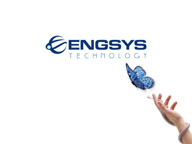 A Empresa  Fundada em 2006, a ENGSYS é uma empresa especializada em consultoria, planejamento, desenvolvimento e implement...