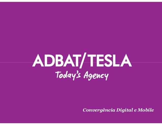 Convergência Digital e Mobile