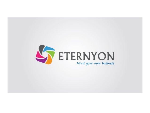 ETERNYON - Apresentação 2.0 Nova Atualizada - ANDRE BRANDAO