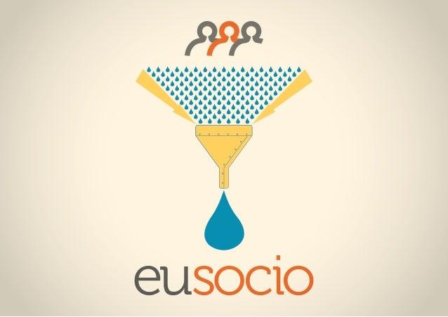 Você tem um négocio e precisa de investimento?  O Eusocio pode ajudar. Você quer arriscar investir numa startup brasileira...