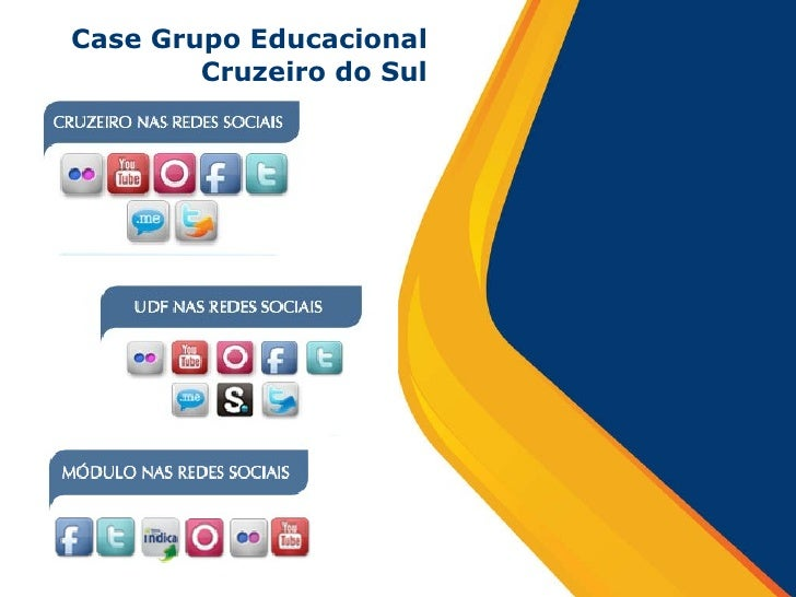 Case Grupo Educacional Cruzeiro do Sul
