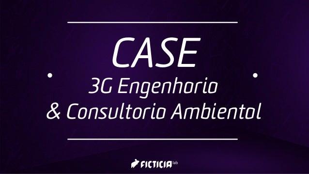 CASE3G Engenharia& Consultoria Ambiental