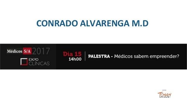 APOIO CONRADO ALVARENGA M.D