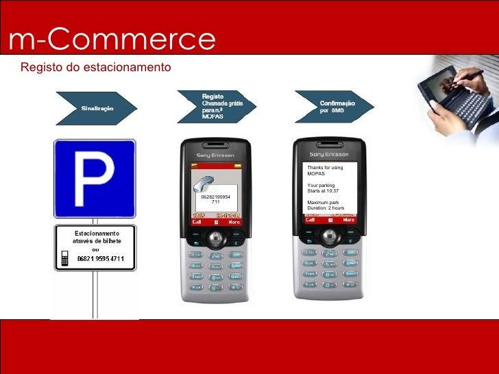 m-Commerce Registo do estacionamento 06282195954711 Thanks for using MOPAS Your parking Starts at 10:37 Maximum park Durat...