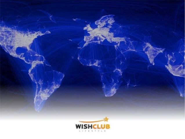 Apresentação WISHCLUB Oficial