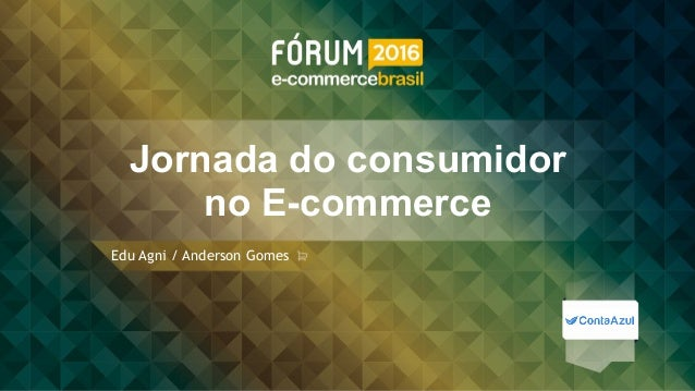 Jornada do consumidor