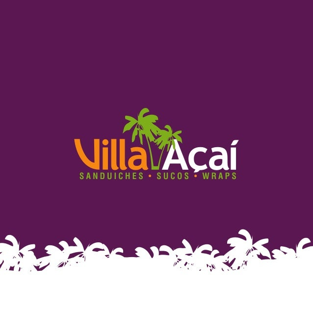 Históri  Fundada em 2011, o VILLA AÇAÍ nasceu da necessidade de  levar o mais puro açaí da Amazônia para o mundo, diante  ...
