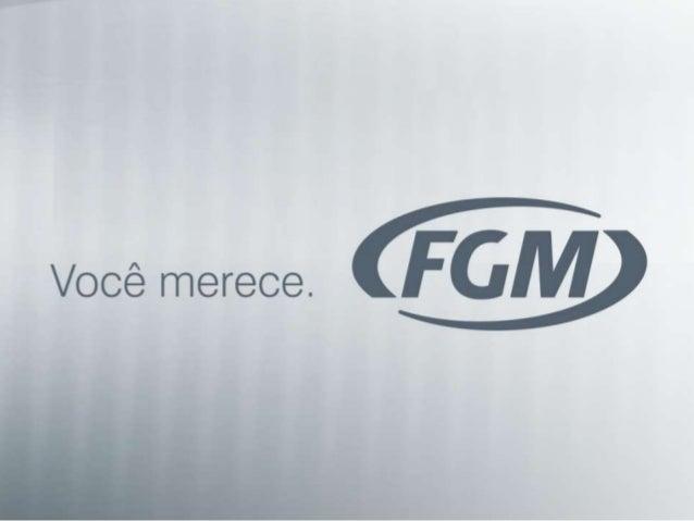 Apresentação FGM Fundecto