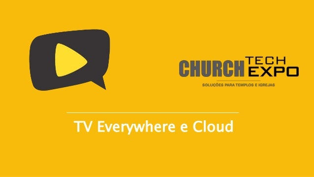 TV Everywhere e Cloud
