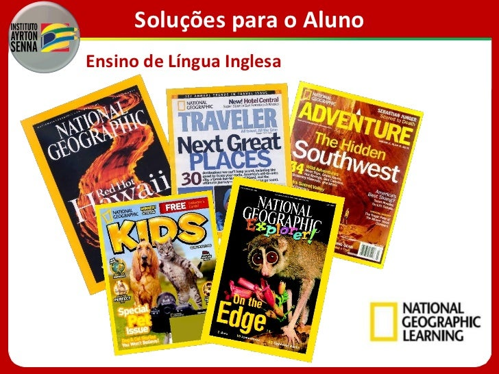 Soluções para o AlunoEnsino de Língua Inglesa