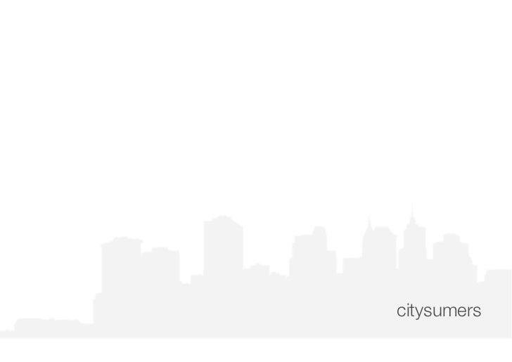 citysumers