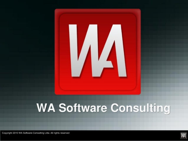 WA Software Consulting