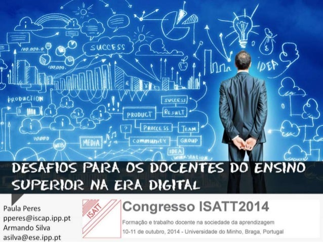 Desafios para os Docentes do Ensino Superior na Era Digital