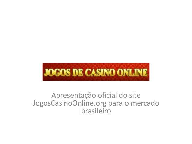 Apresentação oficial do site JogosCasinoOnline.org para o mercado brasileiro