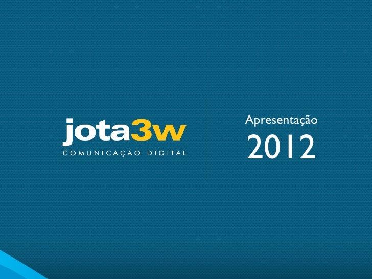 Apresentação2012