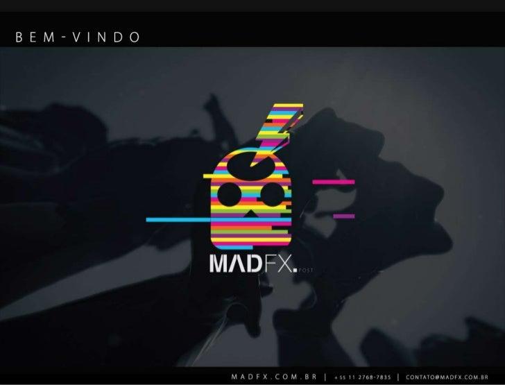 Apresentação MADFX