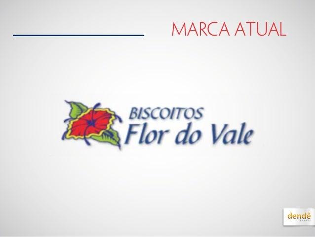 Apresentação de Marca: Flor do vale Slide 2