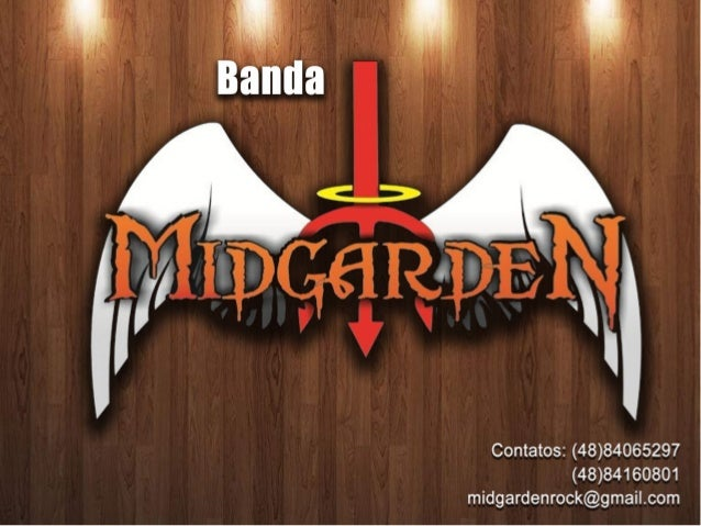 Apresentacao Banda Midgarden