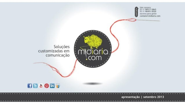 A midiaria.com customiza soluções em comunicação e marketing digital para empresas, organizações e profissionais em busca ...