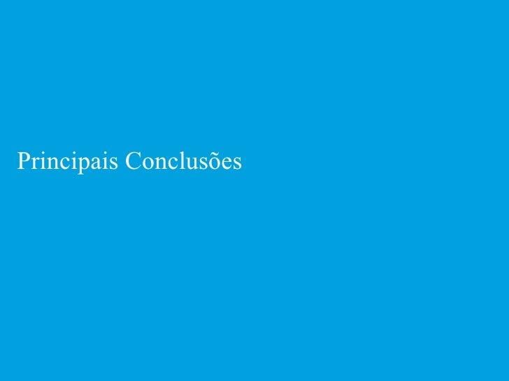 Principais Conclusões     5