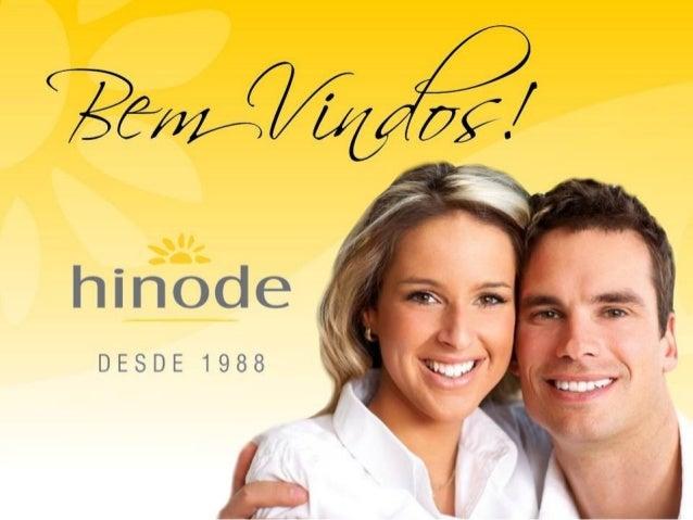 Hinode - 100% de Lucro + 8 formas de Ganhos + Prêmios - Conheça o Plano de Marketing