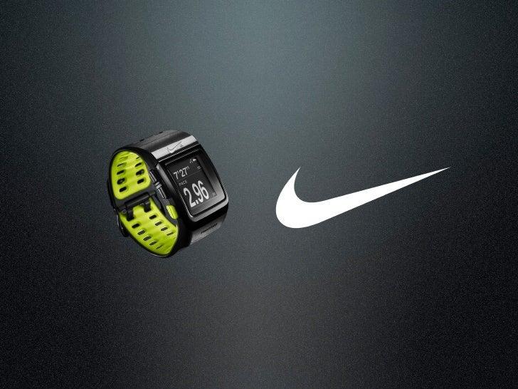 Quando recebi o briefing do Nike + SPORTWATCH, um relógio que forneceinformações essenciais a corredores de rua, a        ...