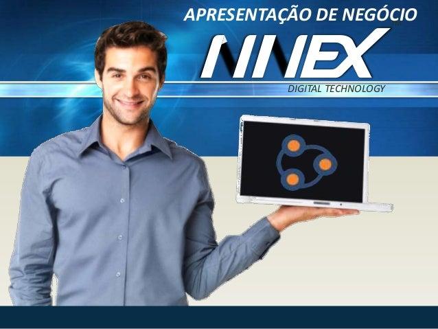 DIGITAL TECHNOLOGYTMAPRESENTAÇÃO DE NEGÓCIO