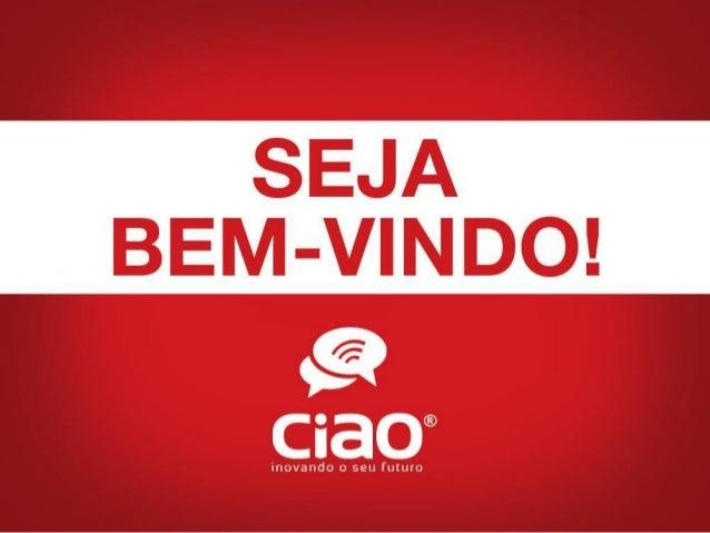 Ciao CSN Ciao Telecom Apresentação
