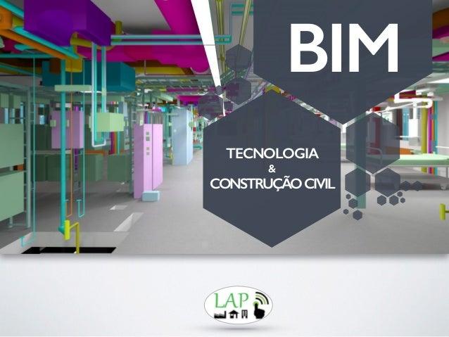 BIM TECNOLOGIA & CONSTRUÇÃOCIVIL
