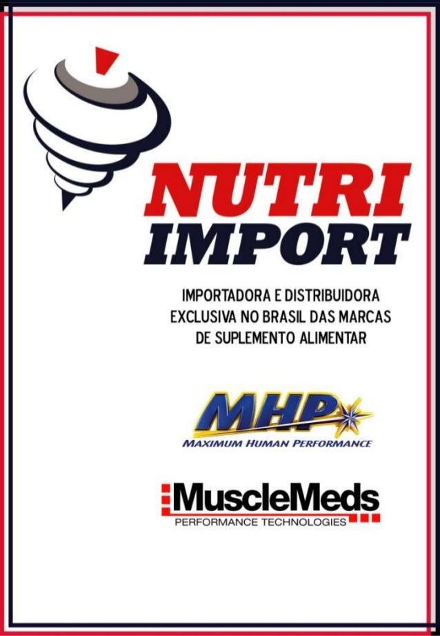 SOBRE A NUTRI IMPORTCom atuação no mercado de suplementação desde 2006, a Nutri Import,é importadora e distribuidora exclu...