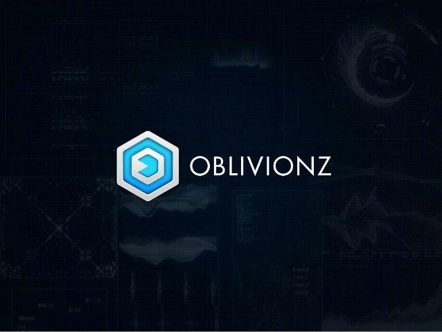 Apresentacão oblivionz v.3.0 Atualizada 24/11/2014