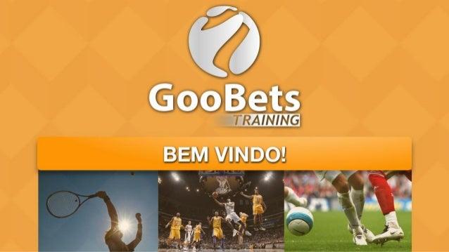 Apresentação Oficial Goobets   Pre-Lançamento Português  Slide 2