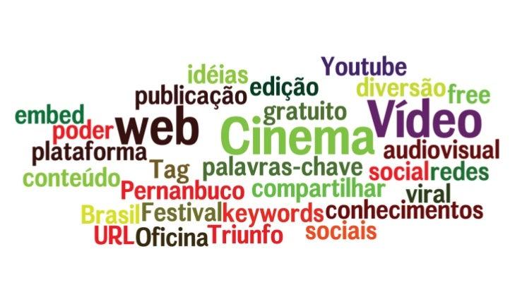 Oficina Vídeo na Web 2.0       Festival de Cinema de Triunfo (PE) 2011