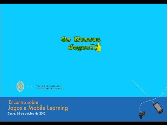Aplicação de um jogo educativo digital