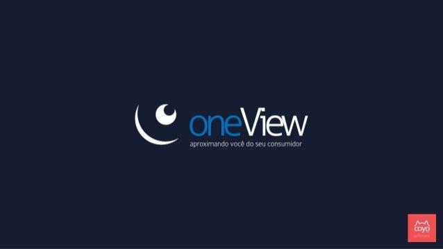 One View: Software de marketing digital - apresentação