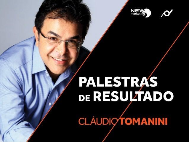 PALESTRAS DE RESULTADO