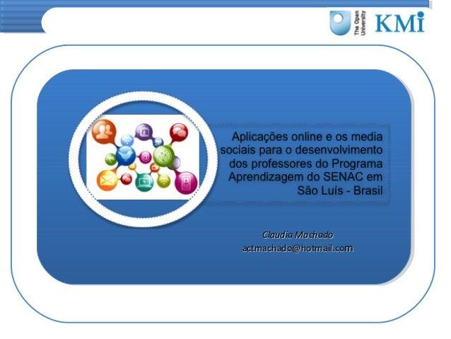 Claudia Machado actmachado@hotmail.com