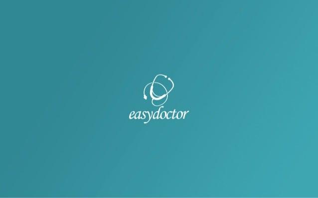 Apresentação EasyDoctor