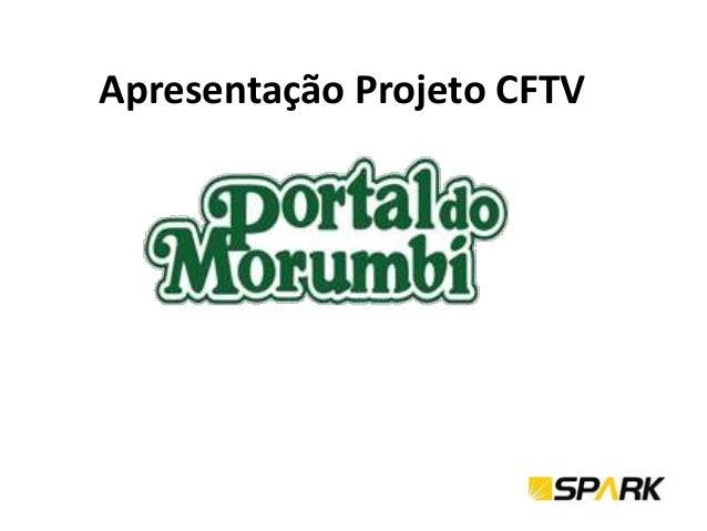 Apresentação Projeto CFTV