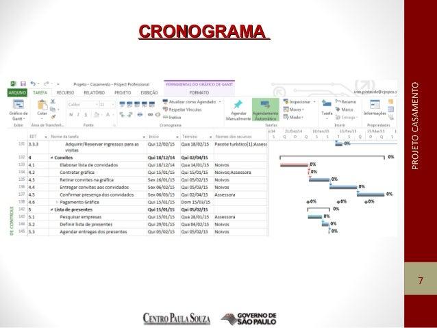 CRONOGRAMACRONOGRAMA 7