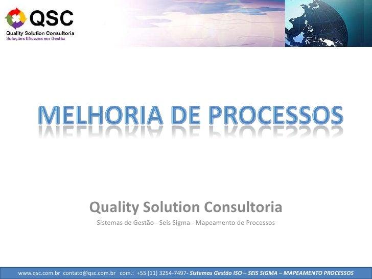 Apresentacao QSC Consultoria